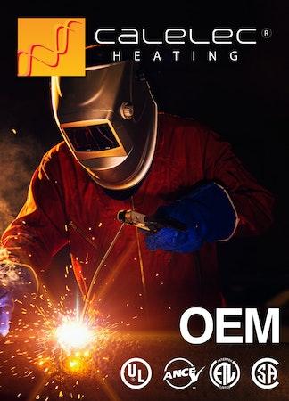 soldador en línea de producción CALELEC