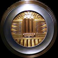 Medallón Heating del Empire State