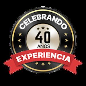 40 year old CALELEC logo